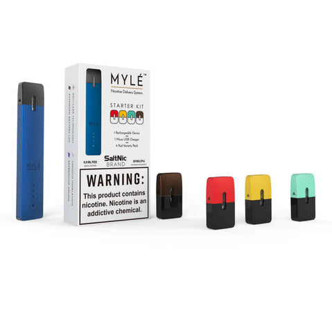 Mylé AiO Kit Pod System - with 4 Pods