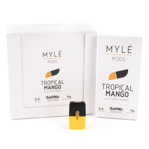 Mylé Replacement Pods - 4PK