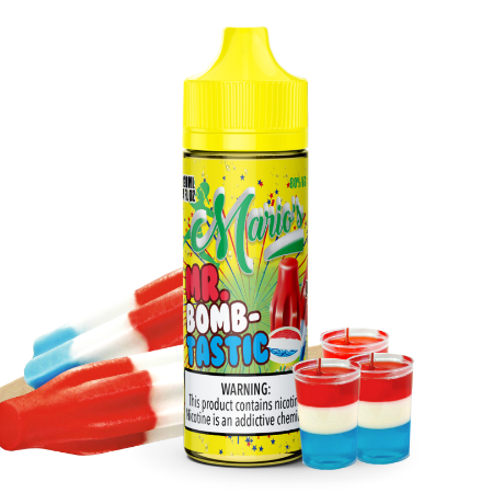 Mr. Bombtastic 120mL