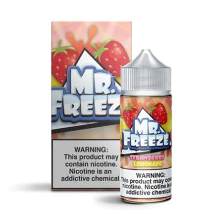 Strawberry Lemonade 100mL