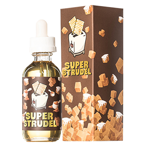 Strudel Brown Sugar 60mL - Fuggin Vapor Co.