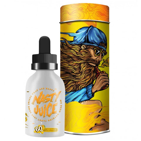 Yummy Fruity Series Cush Man 60mL Overstock