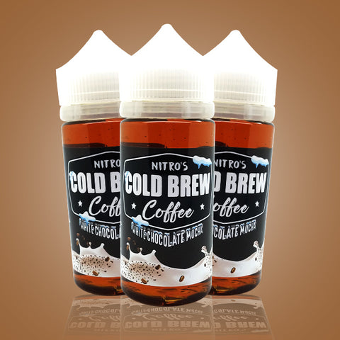 Cold Brew Coffee - White Chocolate Mocha 100mL