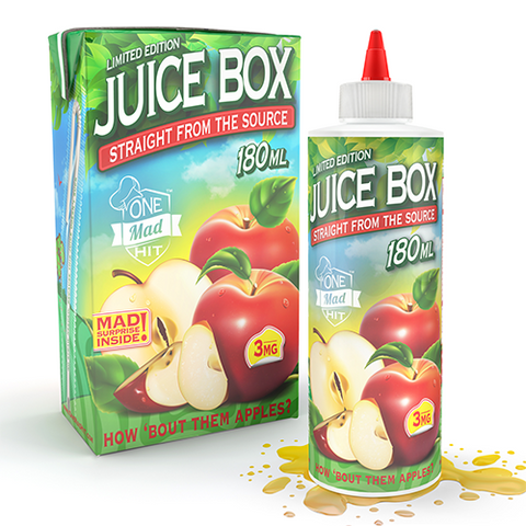 Apple Juice Box 180mL