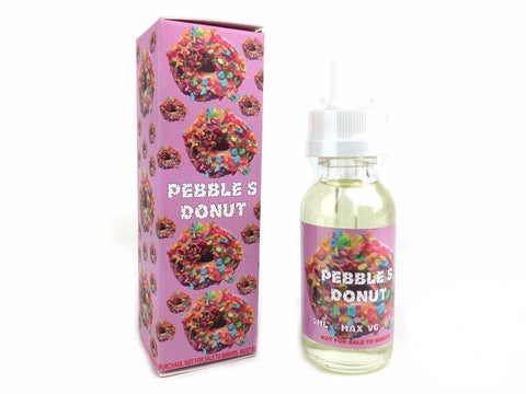 Pebbles Donuts 30mL