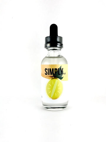 Simply Pineapple 60mL - Fuggin Vapor Co.