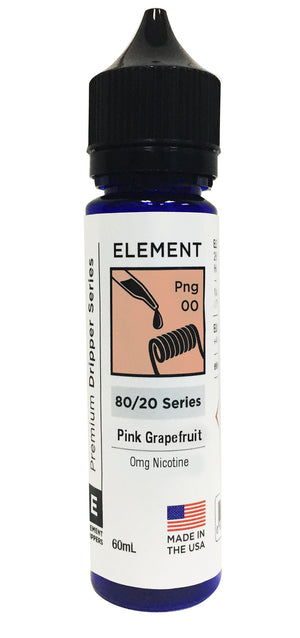 Element | Pink Grapefruit Dripper - 60mL