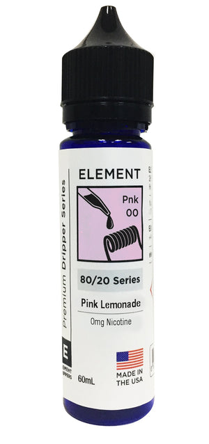 Element | Pink Lemonade Dripper - 60mL
