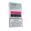 Sea100 Watermelon (Juul Compatible) - 4 Pack