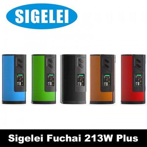 Fuchai 213 Plus 213W - Fuggin Vapor Co.