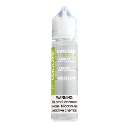 Smoozie Awesome Apple Sour 60mL