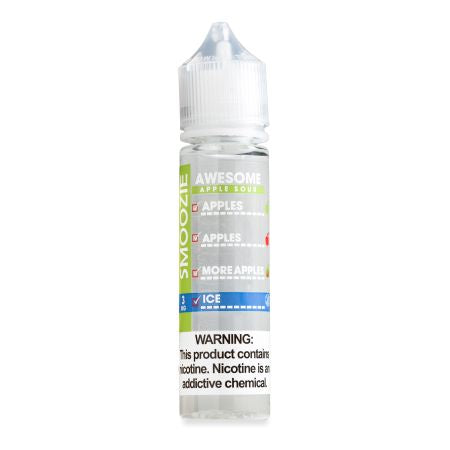 Smoozie Awesome Apple Sour ICE 60mL