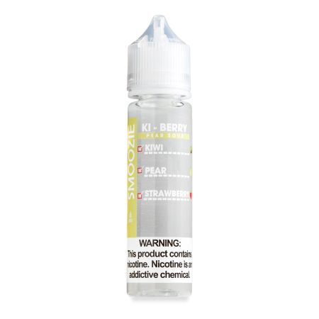 Smoozie Ki-Berry Pear Sour 60mL