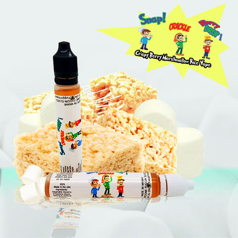 Snap, Crackle, Drop!!! 30ML