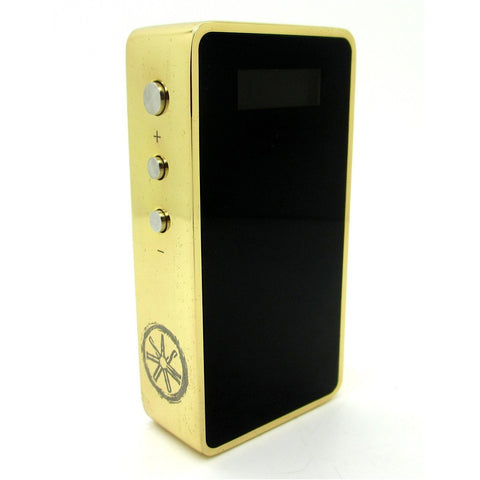 Snow Wolf 200W Box Mod v1.5 Royal Gold