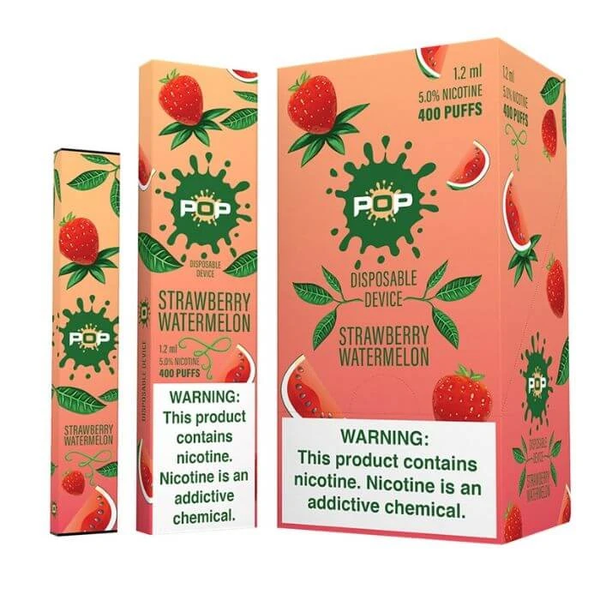 POP Disposable - Strawberry Watermelon - 1 Pack