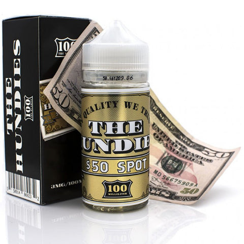 $50 Spot 100mL Overstock - Fuggin Vapor Co.