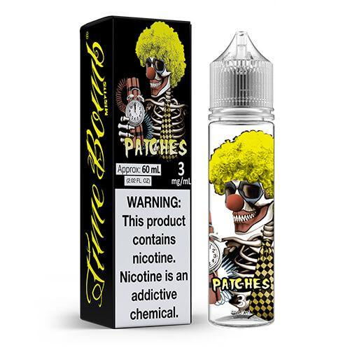 Time Bomb MISFIT Patches 60mL