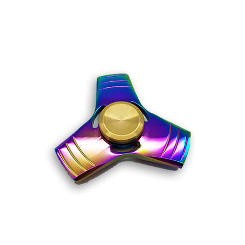 Fidget Spinner - Trio Metal