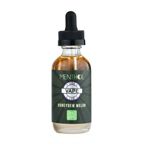 USA Vape Lab - Menthole Honeydew Melon 60mL