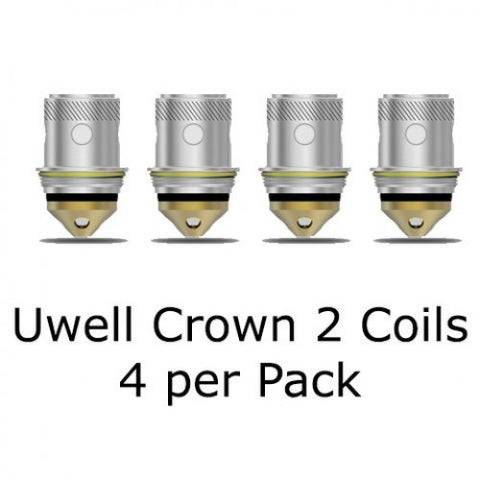 Crown 2 Coils (4 Pack)