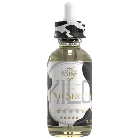 Moo Series Vanilla Milk 60mL