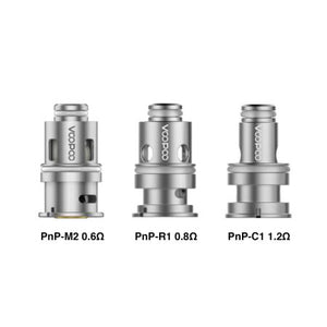 VooPoo PNP Replacement Coil - 5PK