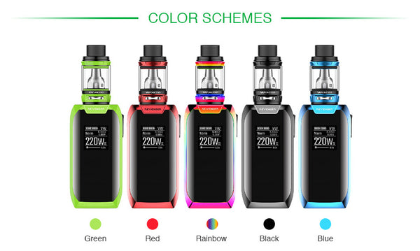 Revenger X 220w Kit - Fuggin Vapor Co.