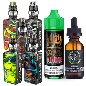 VooPoo Drag 2 Platinum Kit - Triple Threat Bundle