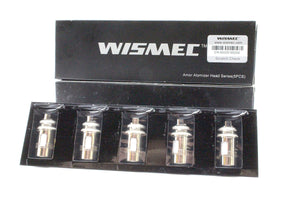 Armor WS Replacement Coils - 5 Pack