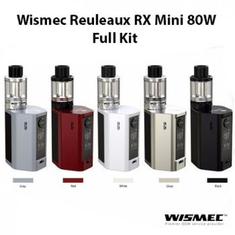 RX Mini 80w Full Kit