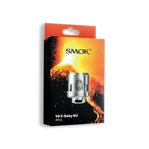 TFV8 X Baby Replacement Coils - 3 Pack