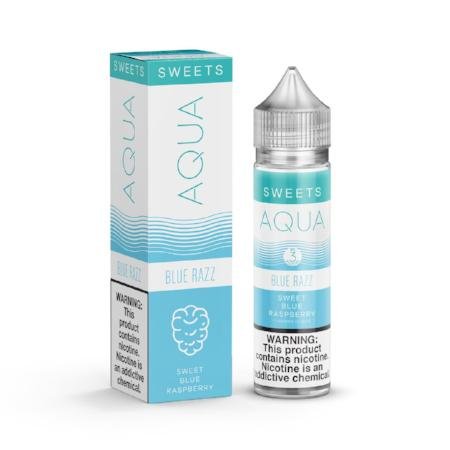 Aqua Sweets Blue Razz 60mL