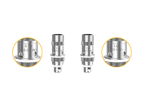 Nautilus 2 Replacement Coils - 5 pack