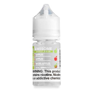 Smoozie SALT Awesome Apples  Sour 30mL