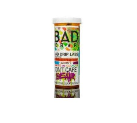 Bad Drip Don't Care Bear 60mL