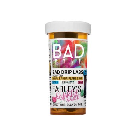 Bad Drip Salts Farley's Gnarly Sauce 30mL