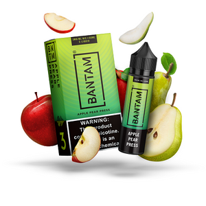 Bantam Apple Pear Press 60mL