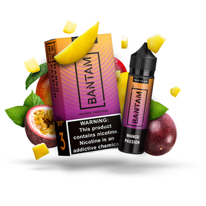 Bantam Mango Passion 60mL