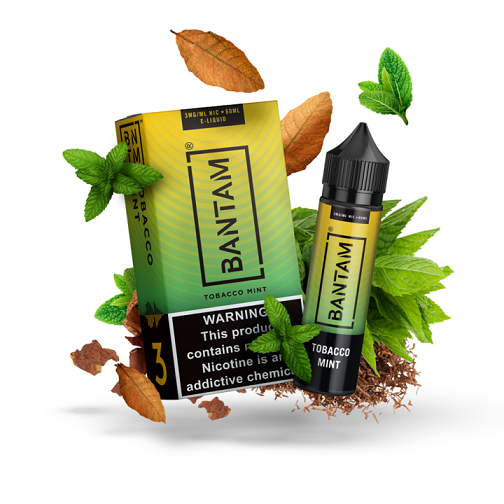 Bantam Tobacco Mint 60mL
