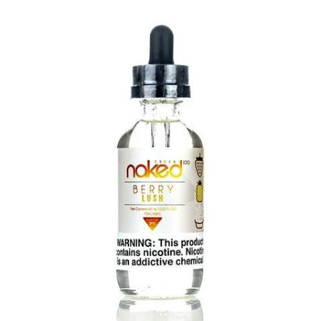 Naked 100 Berry Lush 60mL