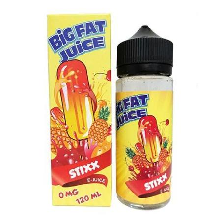 Big Fat Juice Stixx 120mL