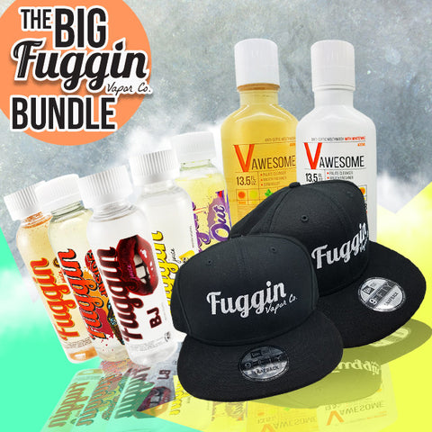 Big Fuggin Bundle + Vawesome + Snapback + Juice Off