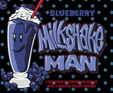 Blueberry Milkshake Man 30mL