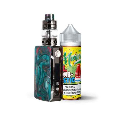 VooPoo Drag 2 Platinum Kit + 120mL Fuggin eJuice