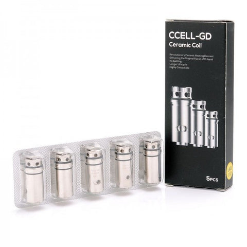 CCELL-GD Replacement Coils - 5-Pack