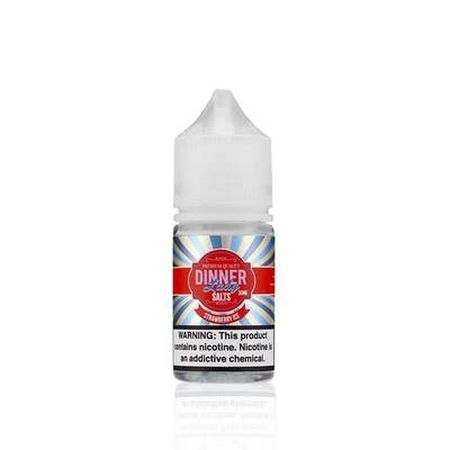 Dinner Lady Salt Strawberry Ice 30mL