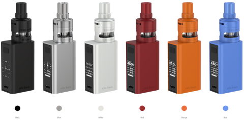 eVic Basic + Cubis Pro Mini Kit