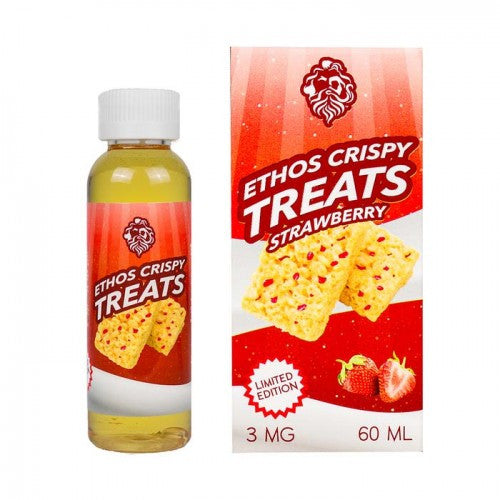 Strawberry Crispy Treats 60mL