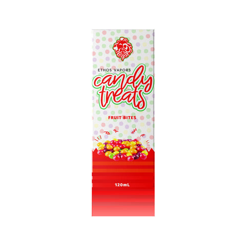 Candy Treats Fruit Bites 120mL